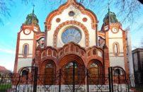 Izlet Morahalom vikend Palić, Segedin sinagoga subotica