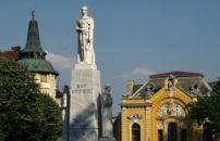 Izlet Morahalom vikend Palić, Segedin spomenik jovan nenad