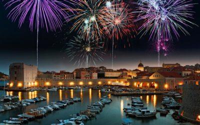 Dubrovnik nova godina