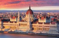 budimpešta parlament putovanje