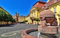 sekešfehervar putovanje evropski gradovi